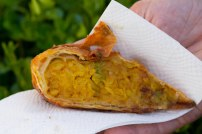 Samosa from Mint Leaf